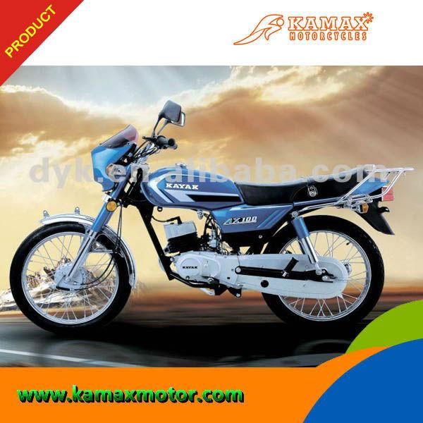 100cc bici de la calle de la motocicleta ax100
