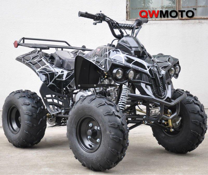 125cc Cool Sports Atv Quad Bike Ce - Buy Automatic Quad ...