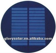 mini Circular PET small solar panel