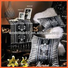 Arabesquitic Cushions and Handmade Table Runner