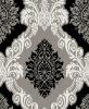 OEM offer luxury non-woven wallpaper with waterproof elegant design
