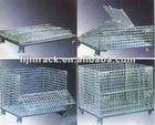 Galvanized wire mesh cage