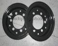 Heli (TCM, HC, TAILIFT) Forklift RIM, Tire & Rim partes del sistema