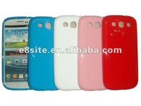 Have Stock Solid TPU Skin Case For SamSung i9300 Galaxy S3