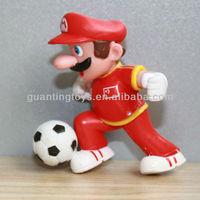 Super Mario Plastic toys, plastic figurine, Plastic figure