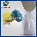 de alta líquido transparente de moldeo porinyección de caucho de silicona