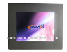 10.4 inch industrial IP65 fanless touch screen Panel PC