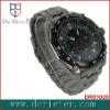 de rieter watch Giggest free movt quartz digital watch designer service team black mop wrist watch dial grace aaa