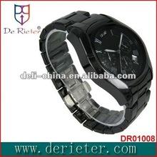de rieter watch Giggest free movt quartz digital watch designer service team ribbon watch band