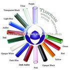 Colored Borosilicate Glass Tube