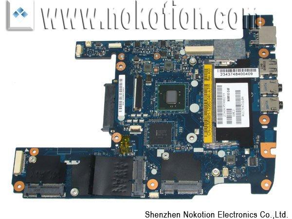 Venta caliente nim10 la-5732p placa base del ordenador portátil para dell mini10 1012 integrado plenamente probado