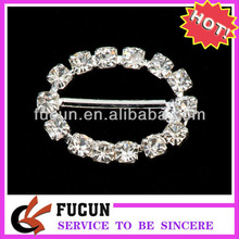 RHINESTONE CRYSTAL VINTAGE INSPIRED BRIDAL WEDDING SHOES BUCKLE