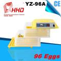 2014 mais populares de alta taxa de nascimento ce automática ovo de galinha incubadora de ovos