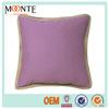 Decorative Bed Pillowcase Linen Cotton Cushion Home Textile