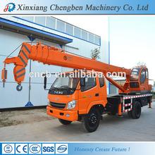 4T 5T 6T 8T 10T 12T isuzu crane truck for Truck Crane