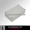 Outdoor weatherproof plastic box electronic enclosures