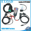 pp2000 for lexia 3 citroen peugeot diagnostic tool obd2 diac tool lexia3 diagnostic interface with new software V7.24