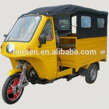 BA150ZK-2B China hot sale 150cc air-cooled long passenger cabin three wheel motorcycle
