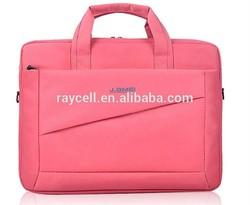 "2014 cheap durable 14"" 15"" computer laptop messenger bag for promotion"