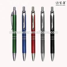 Metal Pen/Metal Ball Pen/Metal Ballpoint Pen With Logo