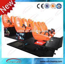 Hot sale good investment 5d cinema simulator equipment 5d special effects in films for cinema/amusement park/tourist places