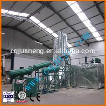 JNC Crude Oil Distillation to Diesel Fuel Equipment