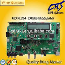 HD H.264 DTMB Encoder modulator