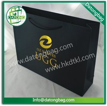 Paper bag manufacturer paper carry bag paper packaging bag from China