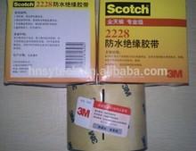 Superia 3 M marque ruban adhésif étanche / 3 M Scotch 2228 caoutchouc ruban électrique