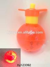 Promotional Gift Toys Flashing Peg-top, LED Toys HJ123392