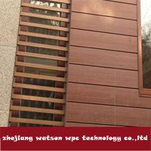2014 new design WPC vinyl siding external wall board for outdoor WS-WA10-140