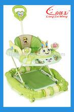 LZW factory rocking horse baby walker fisher price : model 238FC
