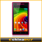 4.5 inch MTK6572 Android unlocked China 3G Mobile Phone