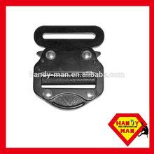 A830 Harness Aluminum Metal Belt Light Color adjustable small Side Quick Release Buckle