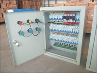 electric control box and electric cabinet
