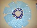 Microfibra prato esponja / dish lavar esponja / esponja de lavar louça