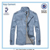 China wholesale leather jacket, make leather clothing