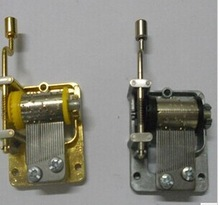 hand crank Music box movement for DIY happy birthday gift
