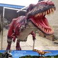 Mi dino- tamaño de la vida de costum dinosaurio para adultos
