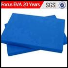 compress eva foam block/large high density hard foam rubber block