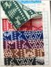 North Americal Make bag backpack use 16oz african fabrics