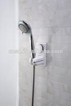 flower shower rack&bathroom accessory&eco friendly&china manufacturer&plastic sprinkler shelf