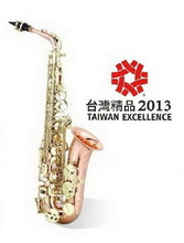 Musical instrument Taiwan Excellence saxophone alto saxophone price