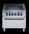 Induction Stove And Oven