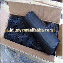 Family usage plastic garbage bag refuse bag