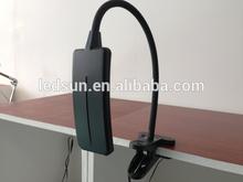 For Promotion !5w LED Clip Desk Lamp,Adjustable Arm Work Lamp