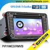 """Erisin ES7698V 7"""" Car DVD SAT GOLF 5 6 PASSAT CC TIGUAN"""