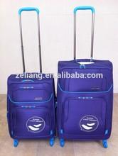 Super Light Luggage/4 wheels Luggage/EVA trolley luggage case