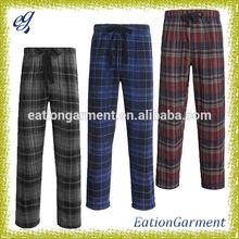 new drawstrings waist khaki trendy casual business trousers for men