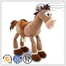 Plush horse/ custom stuffed animal toy/ 2014 new design purple horse plush toys